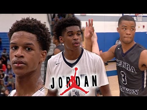 Jordan Brand: TAKE FLIGHT CHALLENGE 2018 Recap - Top So Cal Players Show Out