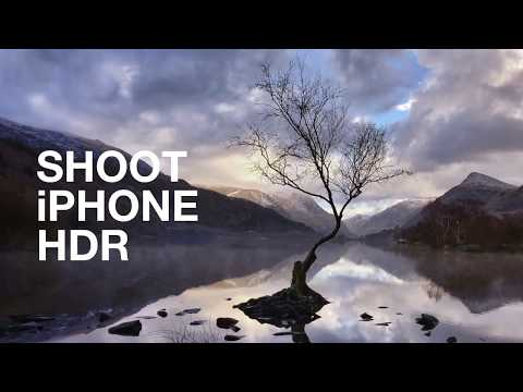 How To Shoot IPhone HDR