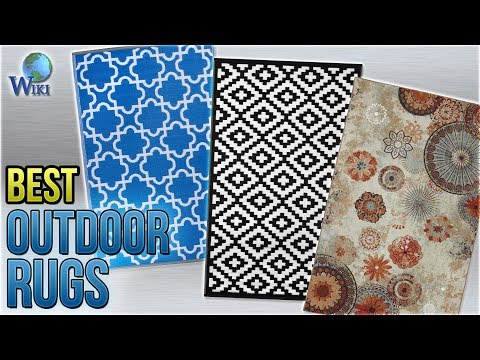 10 Best Outdoor Rugs 2018