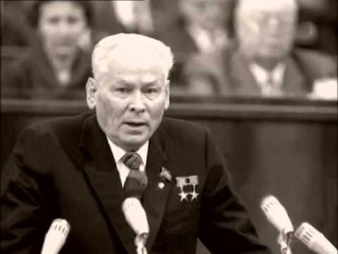Исторические Хроники с Николаем Сванидзе 1985 Константин Черненко