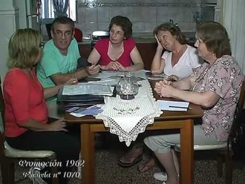 Promoción 1962  Esc.nº 1070 Laguna Paiva