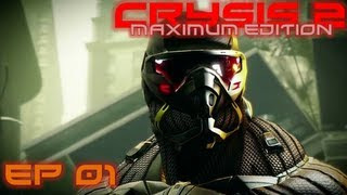 Crysis 2 - Play Through Episode 1