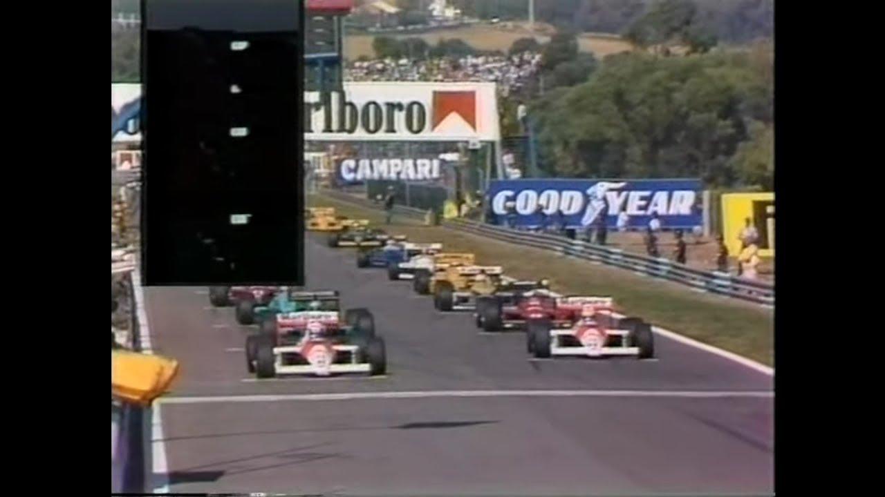Formel 1 1988 13 16 Portugal Estoril Orf Youtube