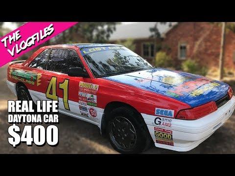 Real Life Daytona Car $400 - The Vlog Files - Ep 29