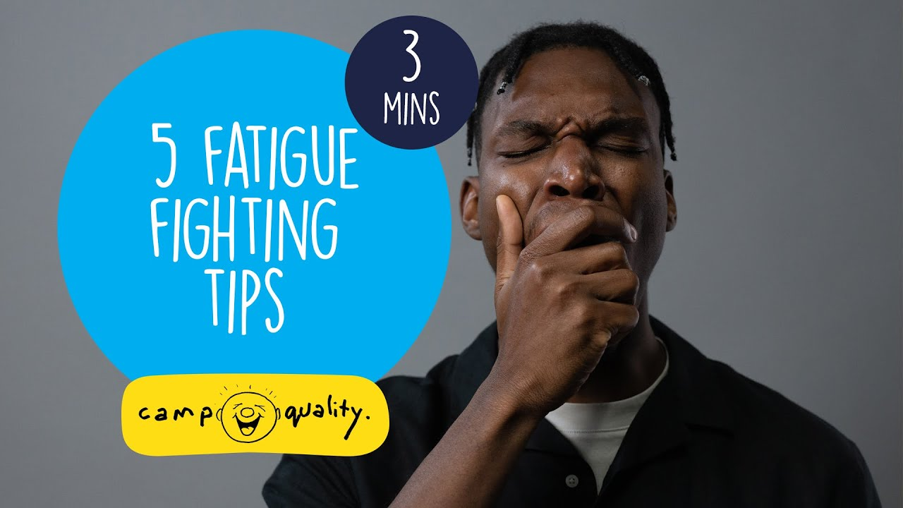 Five Fatigue-Fighting Tips