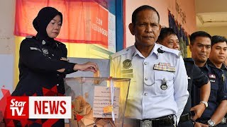 91% turnout for Tanjung Piai early voting
