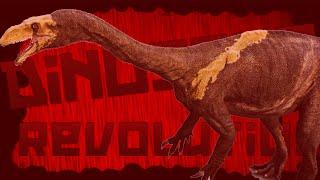 Dinosaur Revolution - Glacialisaurus hammeri