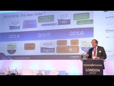 CJI London 2017 - Brian Humphries, EBAA