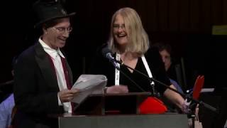 The 28th First Annual Ig Nobel Prize Ceremony (2018)