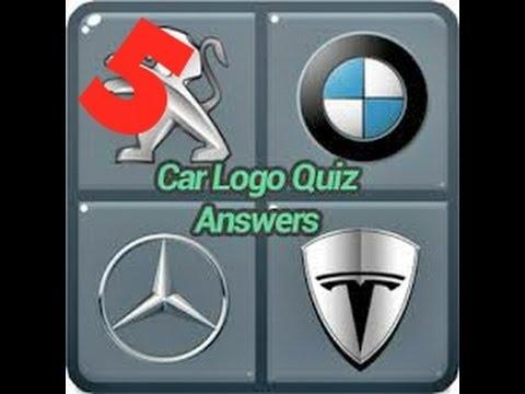 Car Logo Quiz Level 5 Youtube