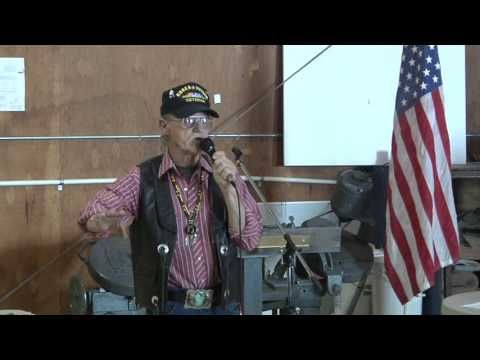 B 17 Alliance Veterans Coffee Club Native American Code Talkers