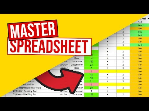 ONLINE ARBITRAGE MUST HAVE MASTER SPREADSHEET DEMO 7 💻  TACTICAL ARBITRAGE BULK STORE SEARCH