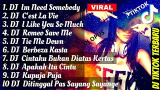 Download lagu Dj Tik Tok terbaru 2020 - Dj Im Need Somebody Remix 2020 Terbaru Full Bass Viral Enak