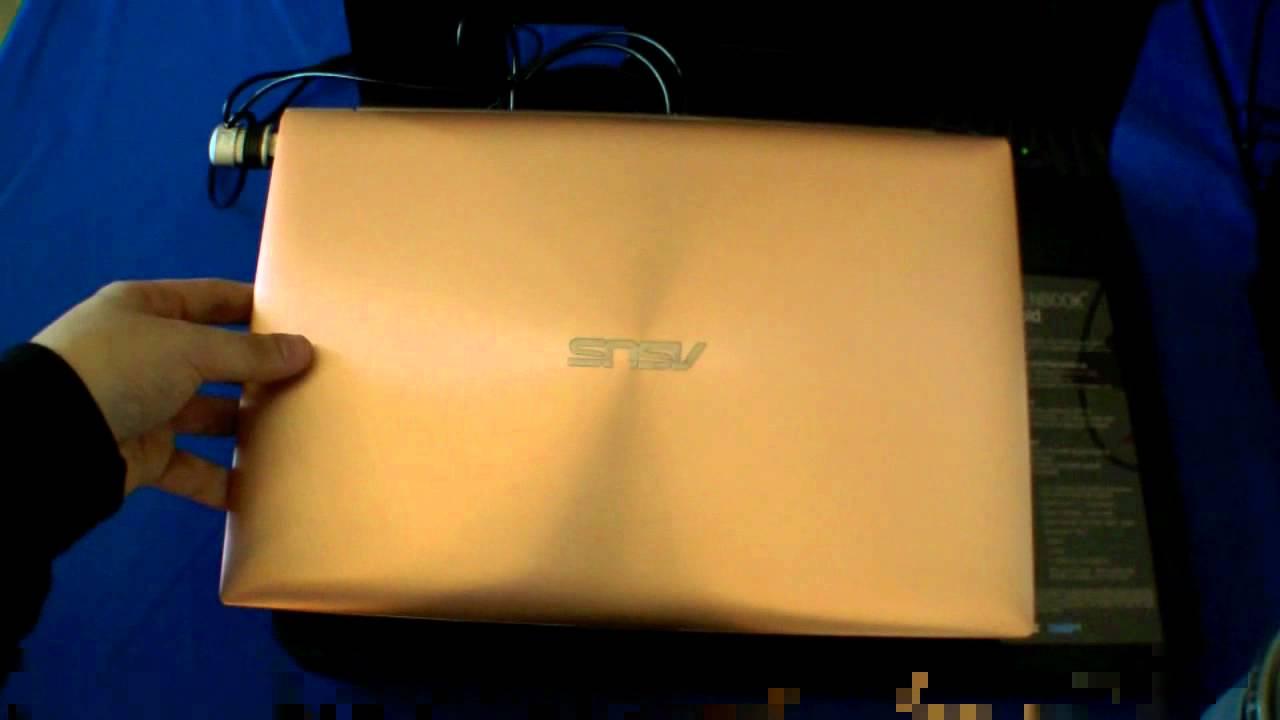 Asus Zenbook 13 3 Zoll Ultrabook In Rose Gold Youtube