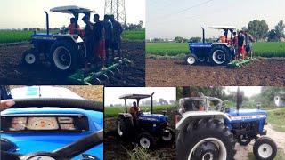 Newholland 5620 15 cultivater Full down lift  testing fresh model zor dekho JhaaJ da