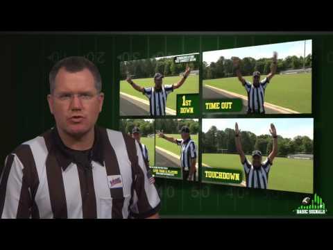 Football Officials Training