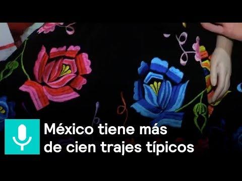 Elaboración artesanal de trajes típicos en México - Al Aire con Paola