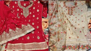 Ladies suit wholesale market | BUY ONLINE | boutique collection bridal suit urban hill