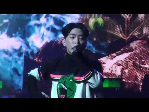 160213 그레이(GRAY) - AOMG Concert Busan