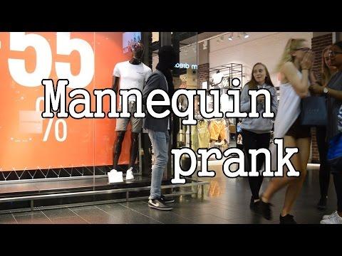 EPIC MANNEQUIN PRANK