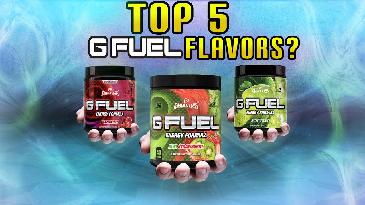 top 5 best g fuel flavors best g fuel flavors youtube. Black Bedroom Furniture Sets. Home Design Ideas