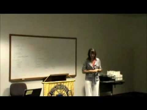 """Liz, """"It's Time,"""" Storytelling #2 - Let's Get Personal"""