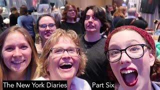 The New York Diaries | Part Six | Vogue Knitting Live