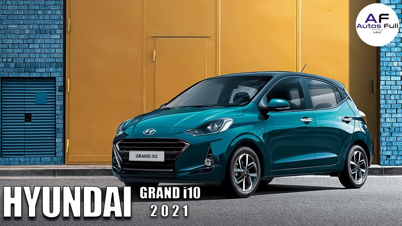 Hyundai Grand i10 2021 | Por este precio NO VALE LA PENA 😒🤔😱