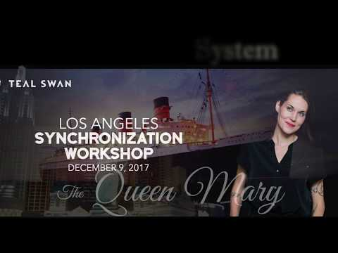 The Problem with the Justice System - Teal Swan -  L.A.  Synchronization Workshop