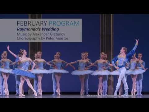 Ballet Idaho 2017/18 Season Announcement