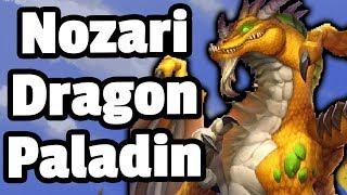 Highlander Nozari Dragon Paladin Deck Guide - Hearthstone Descent Of Dragons