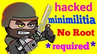 Mini militia को कैसे hack करें बिना root के (Hindi / Urdu)