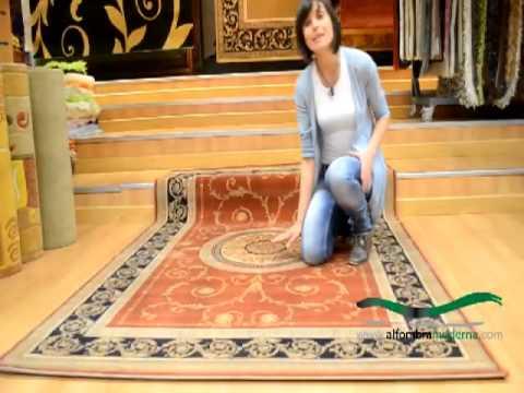 Alfombra imperial versailles 213 alfombras baratas for Alfombras baratas online