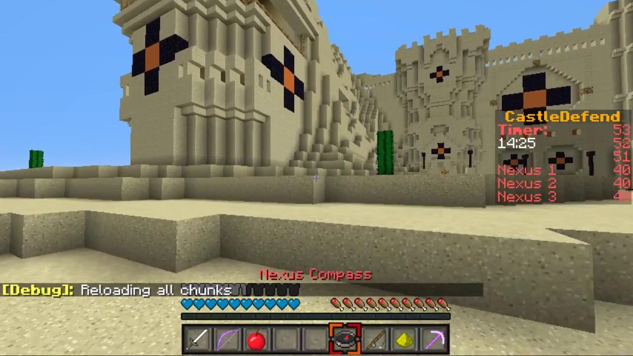 Burg Verteidigen