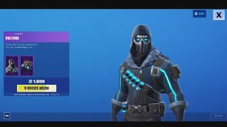 FORTNITE DAILY ITEM SHOP 1.9.19 | NEW SKIN IS HERE!!