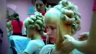 Свадебная прическа от SECRET-BS.ru