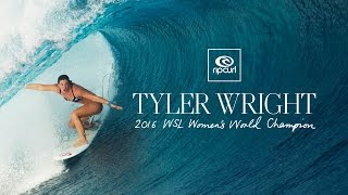 Tyler Wright - WSL Women's World Surfing Champion