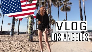 VLOG: LECĘ DO LOS ANGELES