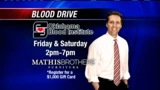 KOCO Helps to Host Blood Drive