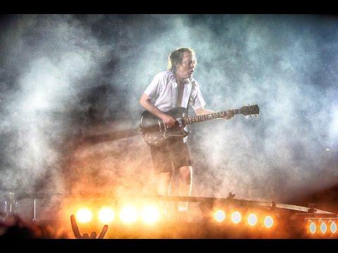 """AC/DC - HIGH VOLTAGE - Düsseldorf 15.06.2016 (""""Rock Or Bust""""-Worldtour 2016)"""
