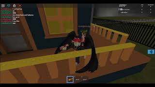 ROBLOX Pennywise Game Part 1
