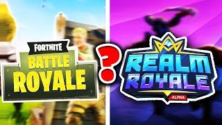 11 KILLS! NEUES FORTNITE / BATTLE ROYALE?! 😱😊 | Realm Royale (Deutsch) | GommeHD