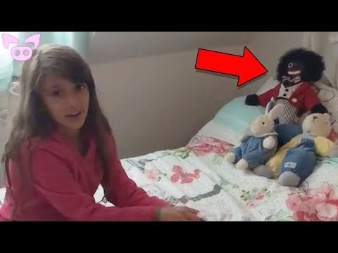 Creepy Dolls Caught