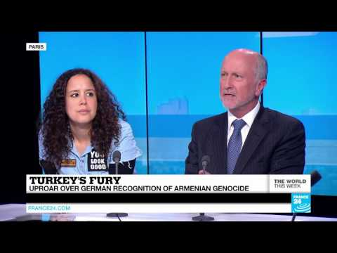 """Armenian genocide: Turkey will """"always make the defensive argument if doing something atrocious"""""""