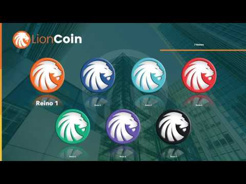 Presentación de negocios Lion   Coin 11min
