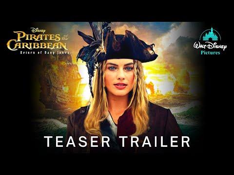 Download Pirates of the Caribbean 6 (2022) Return of Davy Jones   Teaser Trailer   Disney