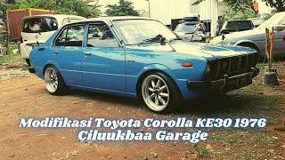 Download Modifikasi Toyota Corolla Ke30
