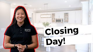 Closing Day! What do you bring? #movemetotx
