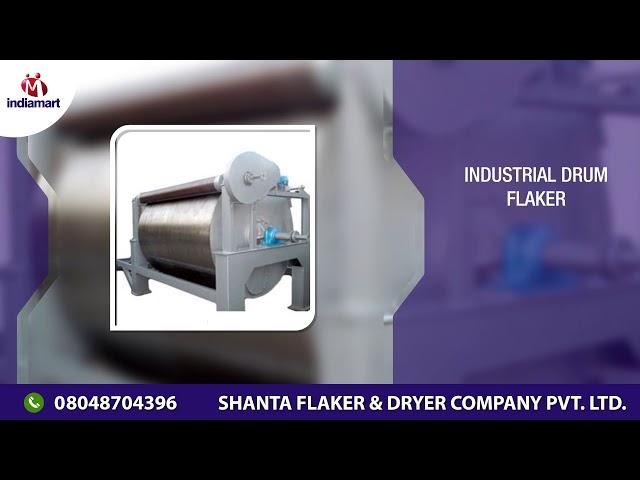 Drum Flaker Manufacturer