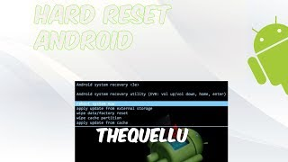 Repeat youtube video ¡Hard Reset Con Usb Android!